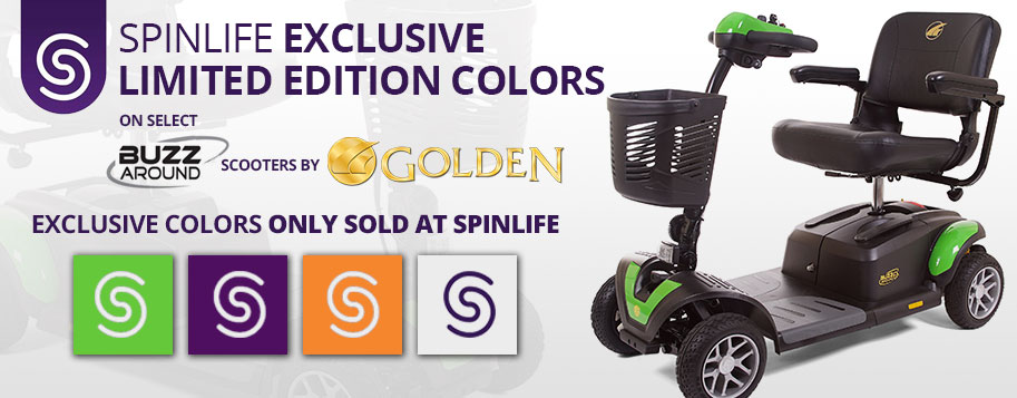 spinlife exclusive limited edition colors