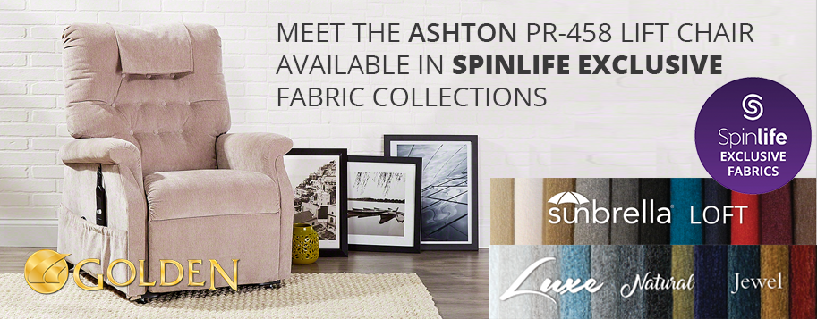 Spinlife Exclusive Fabrics