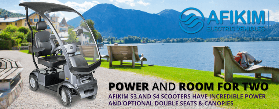 afikim electric scooter