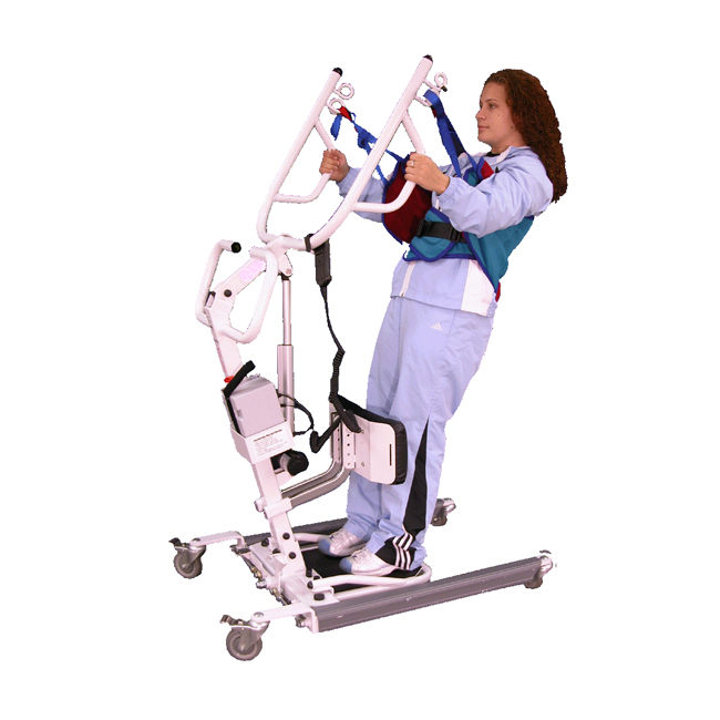 Lifting Boxes For Lift Assists : Medline electric stand assist lift up