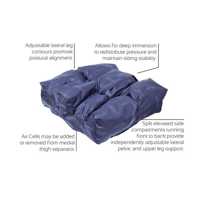 Comfort Company Vector Cushion With Vicair Cushion