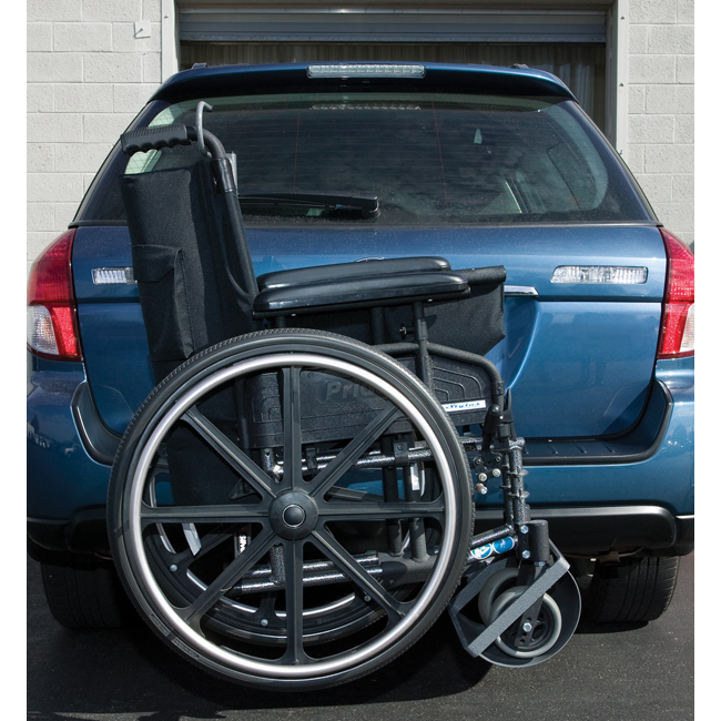 Bath Lift Chair Reviews Pride Caddy Manual Wheelchair Carrier - Pride Lifts for Manual ...