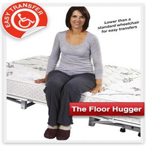 The Floor Hugger with Reverse Trendelenburg