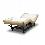 Sleep-Ezz Standard Line Adjustable Bed by Sleep-Ezz