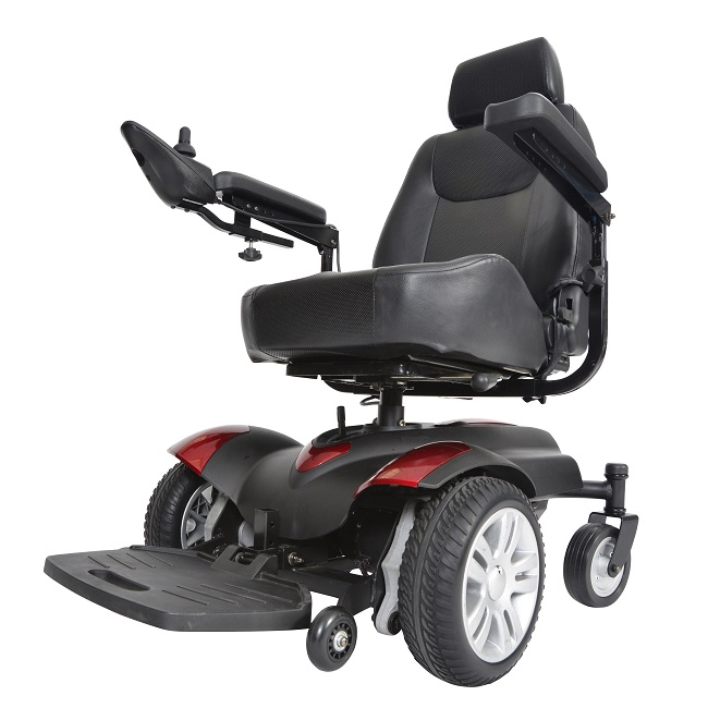 Drive Medical Titan Power Wheelchair Drive Medical Full Size