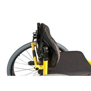 Jay Zip Back Foam Wheelchair Back