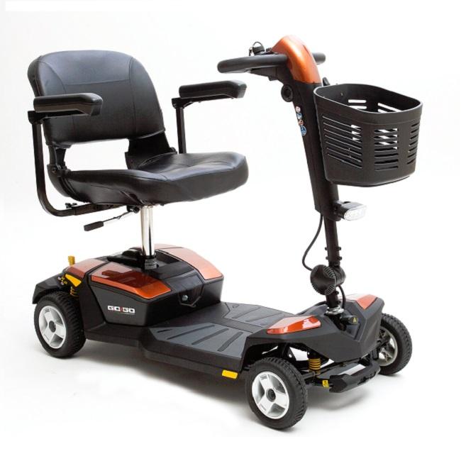 Pride Go Go Lx 4 Wheel With Cts Suspension Pride 4 Wheel