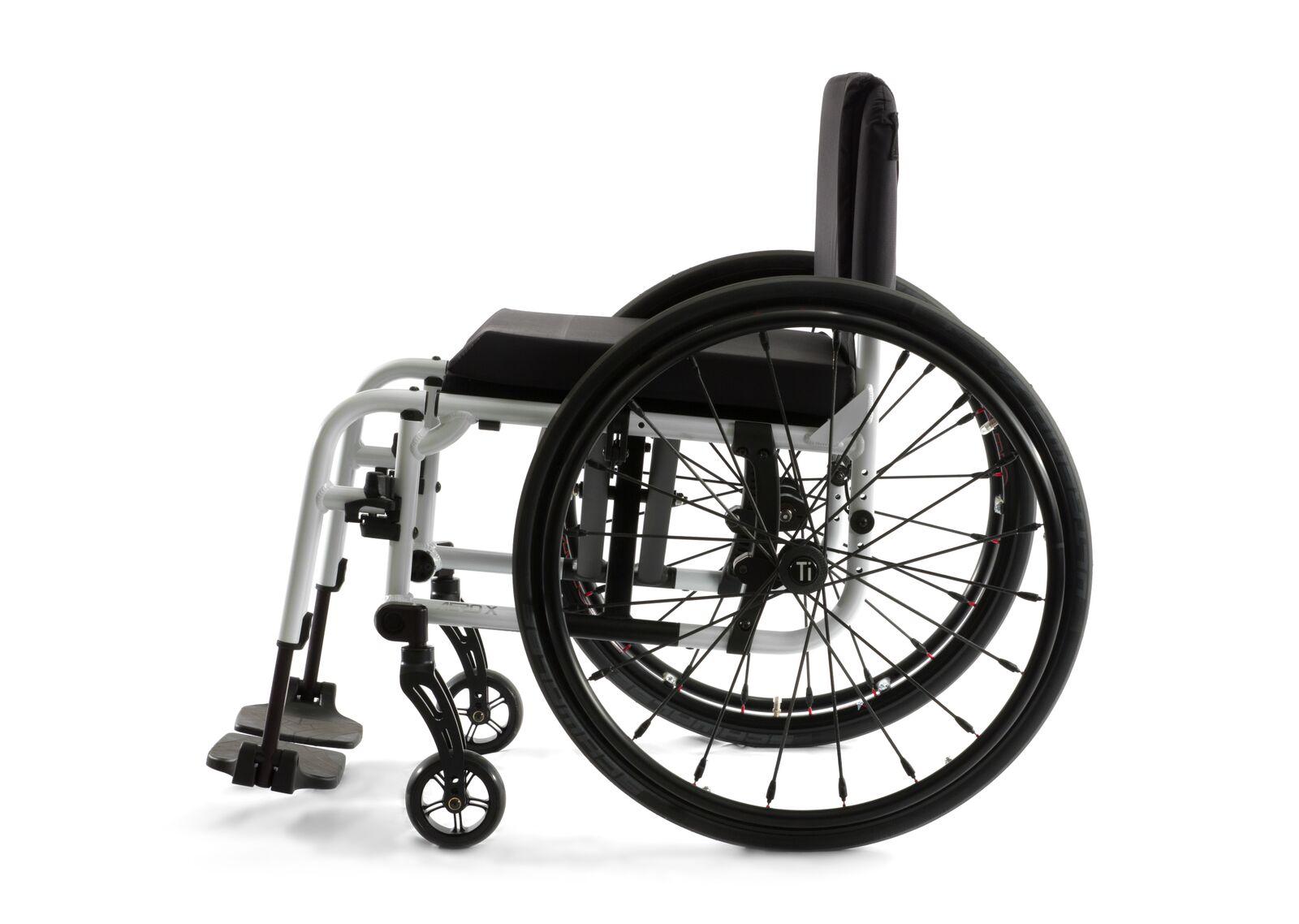 Tilite Aero X Series 2 Tilite Folding Wheelchairs