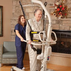 FGA-700 Bariatric Floor Lift