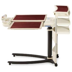 Art of Care Overbed Table 636 Fully-Loaded
