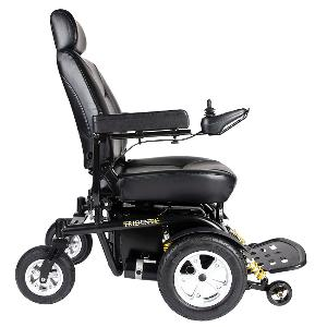 Trident HD Heavy Duty/High Weight Capacity Power Wheelchair