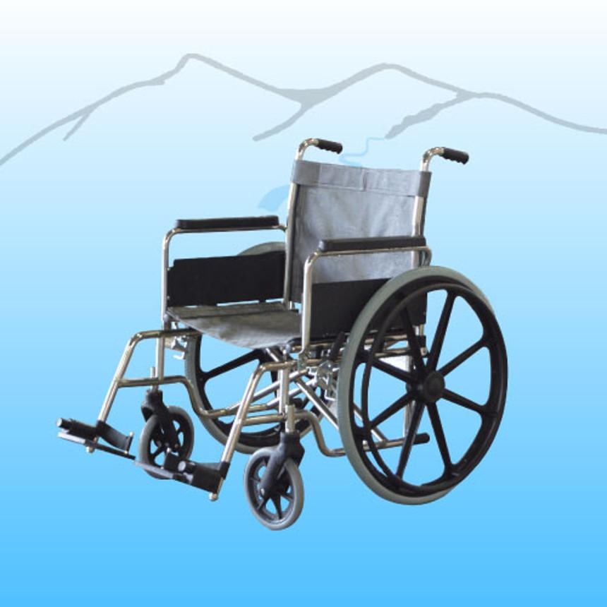 Pool Access Wheelchair, Stainless Steel