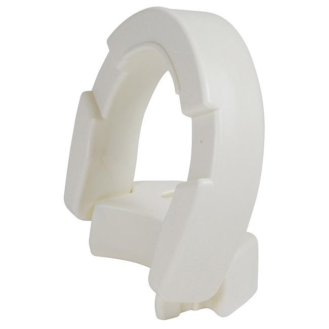 Drive Medical Flip Up Toilet Riser Drive Medical Raised Toilet Seats