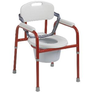 Pediatric Colored Commode