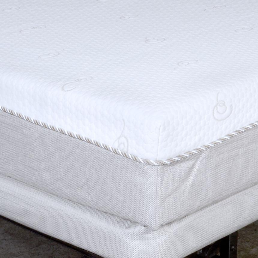 Gel Memory Foam Mattress Adjustable Bed Mattresses