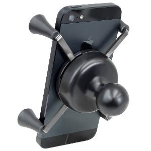 X-Grip Clamp Cell Phone Holder with Extension Arms