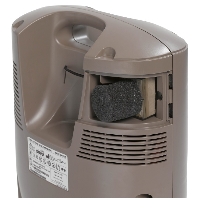 Pure Oxygen Concentrator Home Oxygen Concentrator