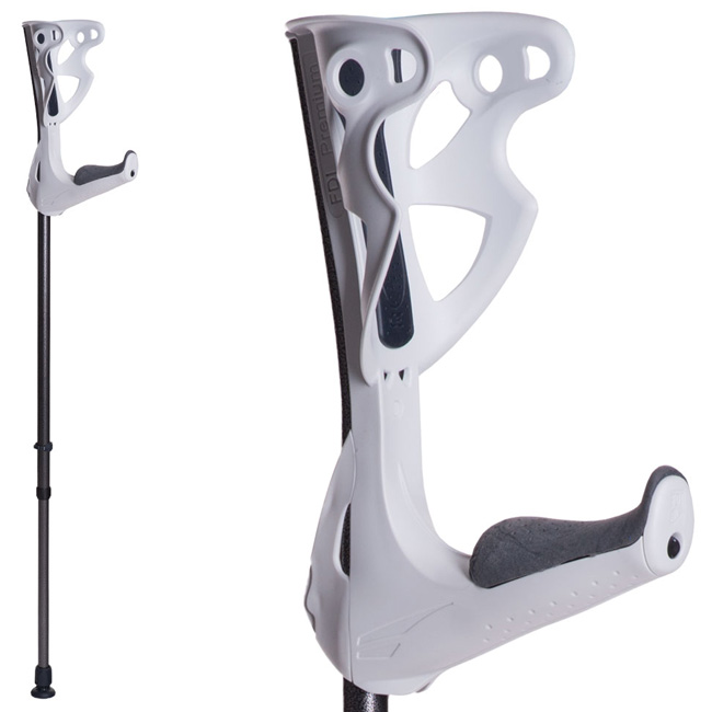 OptiComfort Forearm Crutches