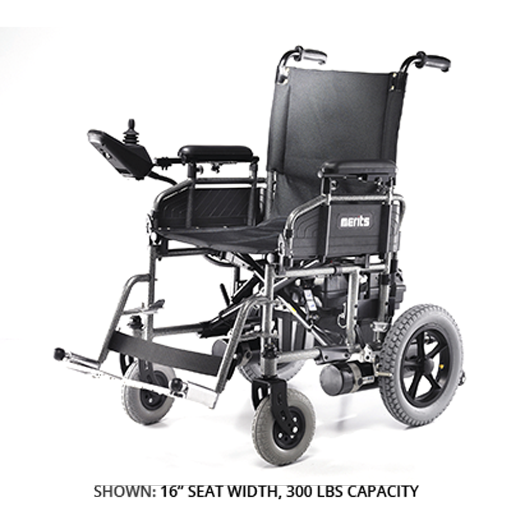Travel-Ease Folding Power Chair