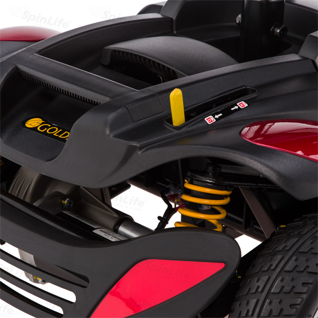 Buzzaround XLS HD 4-Wheel