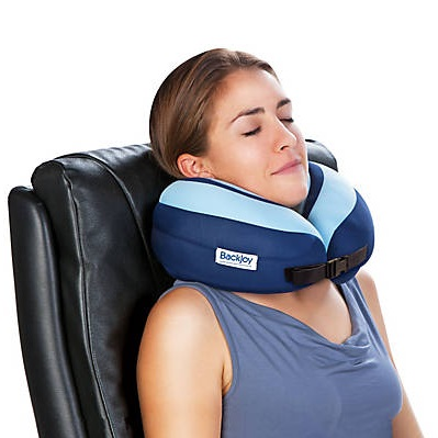 SleepSound In-Flight Pillow