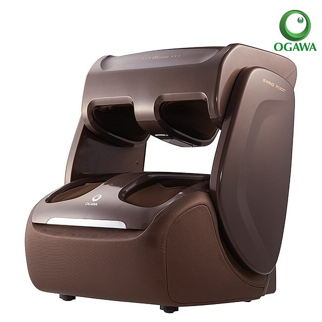 OmKnee Foot Massager with Knee Therapy Massage