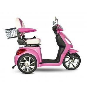 EW 80 Pretty in Pink Recreational Scooter