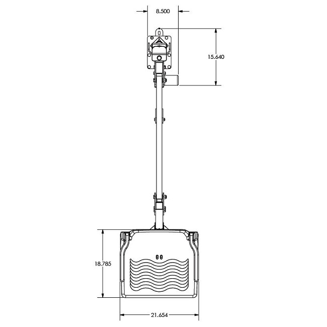 HR-350 Rotational Home Series Lift