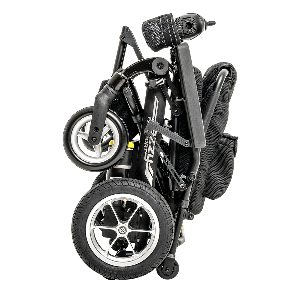 Jazzy Passport Folding Power Wheelchair