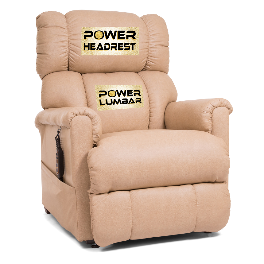 Imperial PR-404 3-Position w/PowerPillow