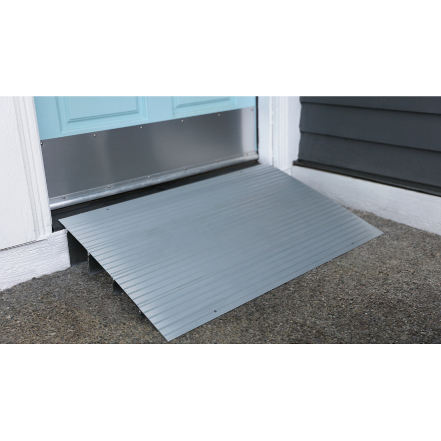 EZ-Access Transitions Modular Entry Ramp