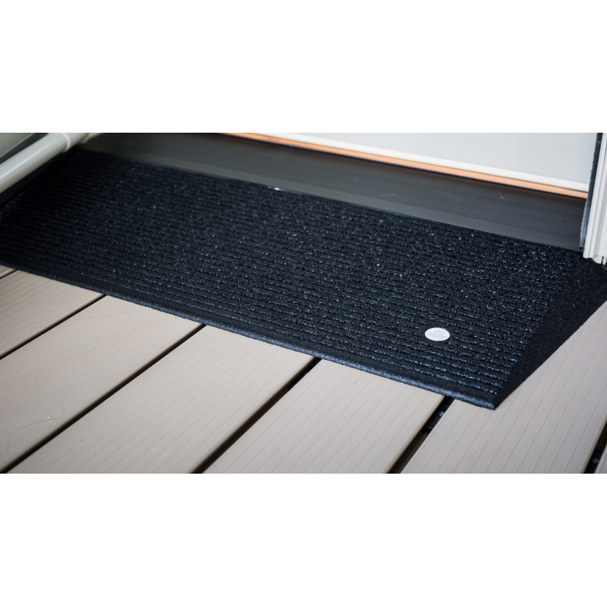 Transitions Angled Entry Mat