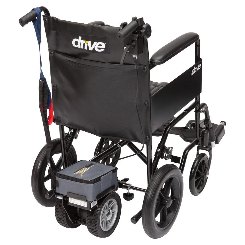 Powerstroll LTE Wheelchair Assist Device