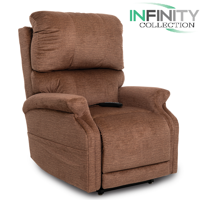 Pride VivaLift! 525i - Pride Infinite-Position Lift Chairs