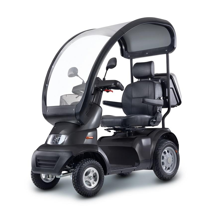 Afiscooter S 4-Wheel with Canopy