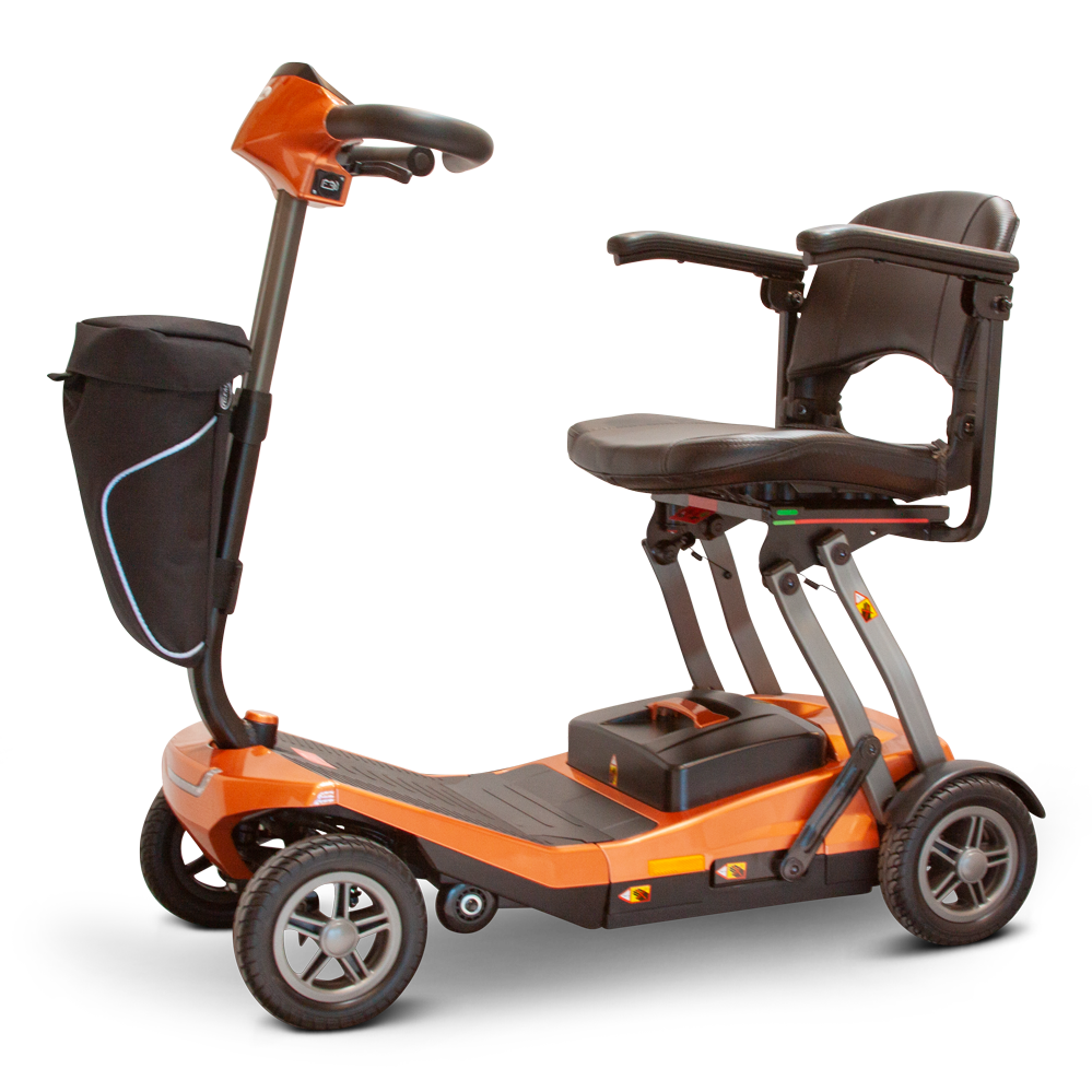 Remo Auto-Fold Travel Scooter