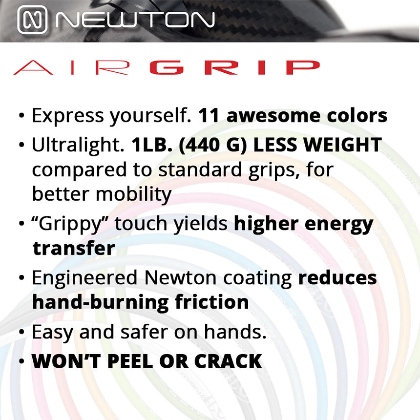 Newton Air Grip Handrim (Pair)