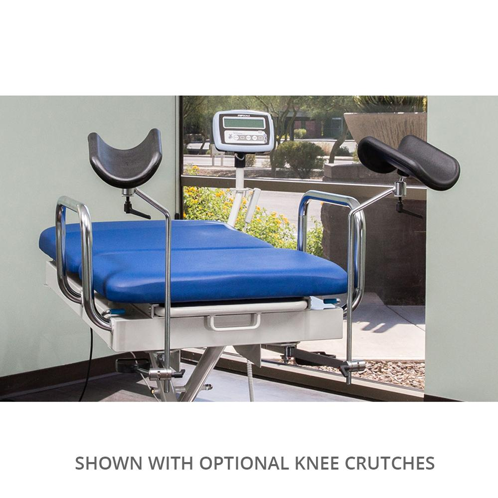 The UpScale ™ Exam Table Patient Handling