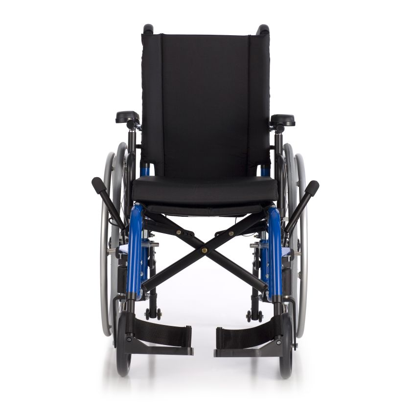 Breezy 600 Custom Wheelchair Sunrise Quickie Breezy