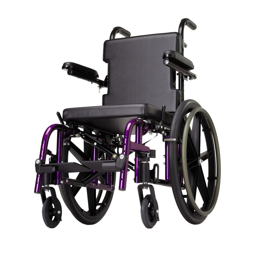 Sunrise Quickie Zippie 2 Pediatric Wheelchair Sunrise
