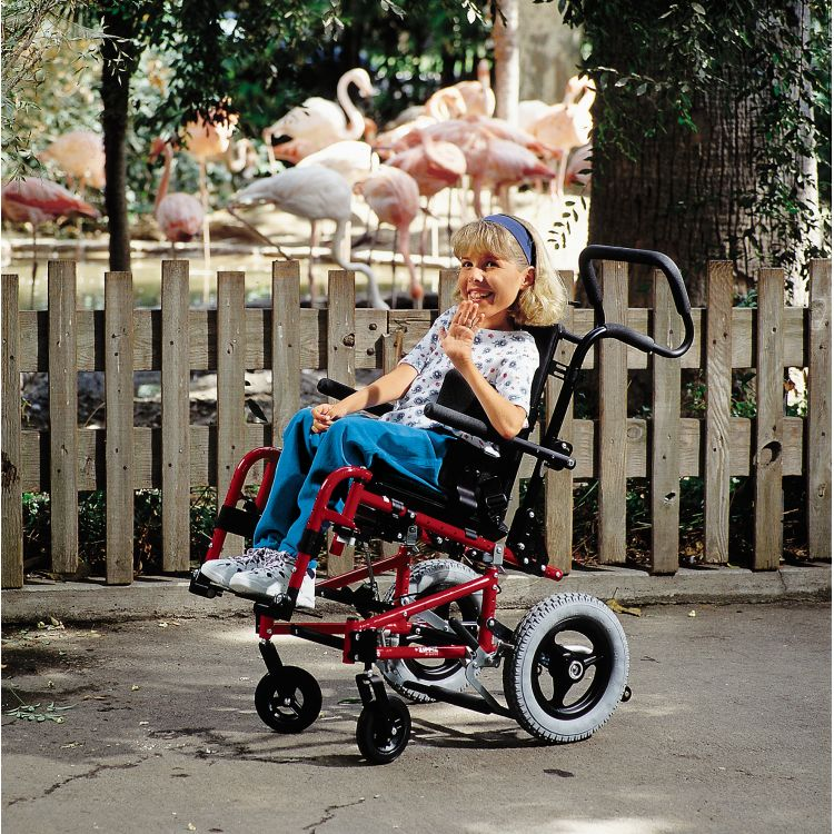 Zippie TS Pediatric Wheelchair
