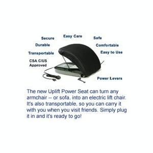UPEASY Power Seat Uplift Seat Assists