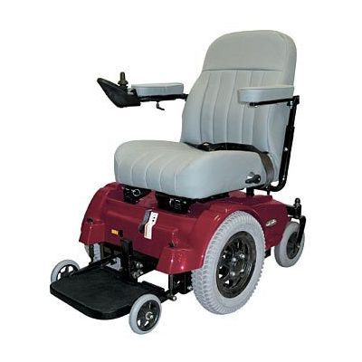 Pacesaver Bariatric Power Wheelchairs Accessories
