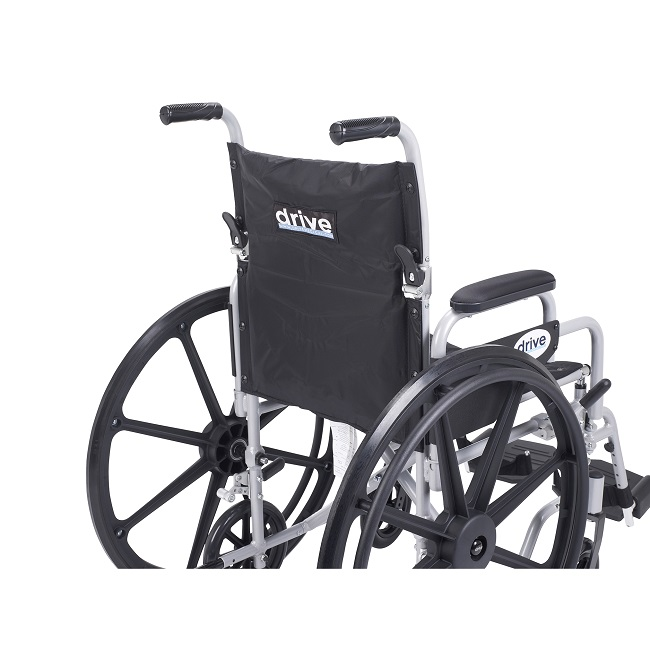 Transport Chair Replacement Wheels Drive Medical Pollywog Wheelchair - Pollywog Transport Wheelchairs