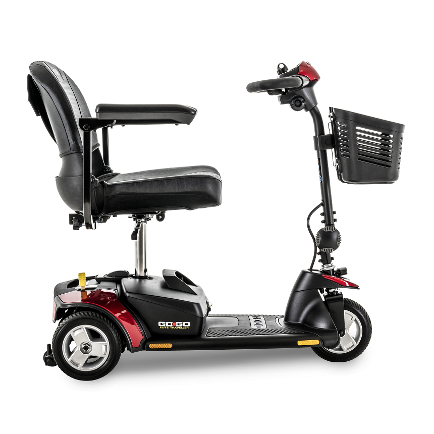 Go-Go Elite Traveller 3-Wheel