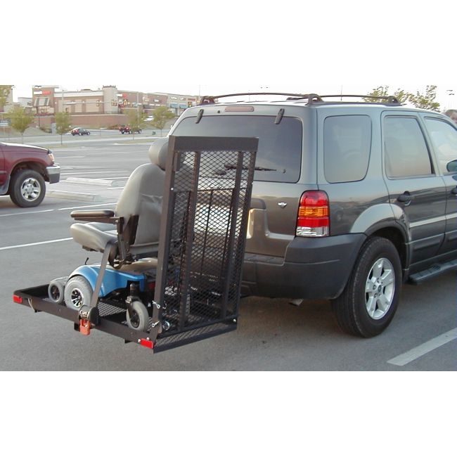 E-Z Carrier 2 Fold-Up Scooter & Power Wheelchair Lift