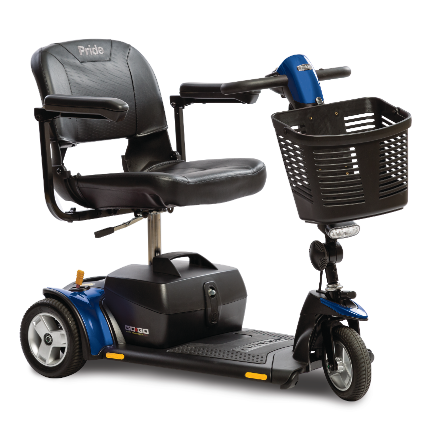 Go-Go Elite Traveller Plus 3-Wheel