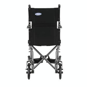 Comet Steel Transport Chair