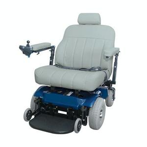 Boss 6 Series Heavy Duty/High Weight Capacity Power Wheelchair