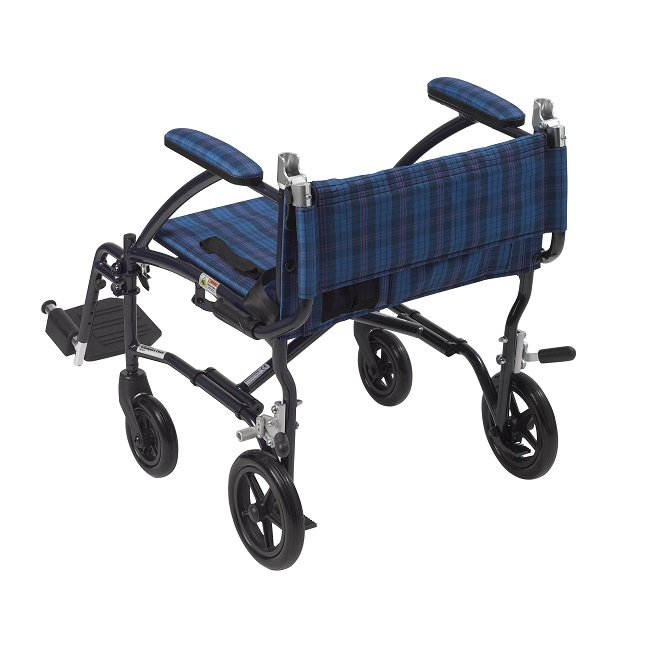 Drive Medical FlyLite Drive Medical Lightweight Transport – Drive Fly Lite Transport Chair